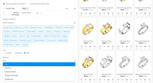 Magento Discounts page step 3