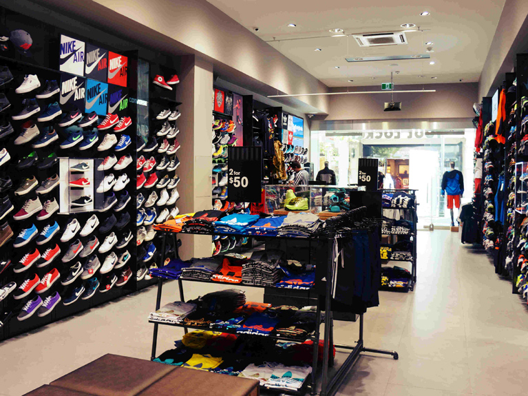 Product Sequencing in offline stores